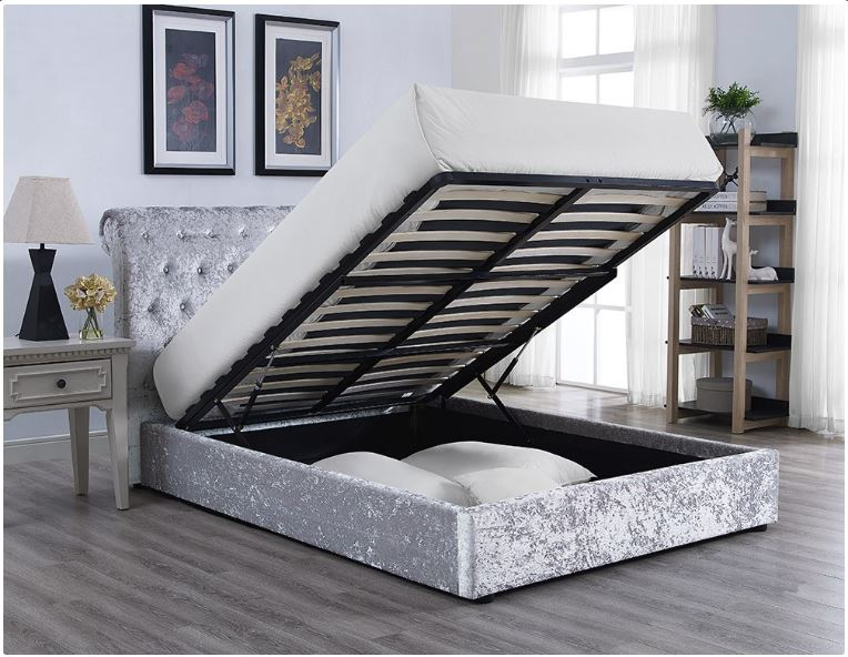 King Size Fabric Frames